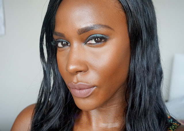 Fiona Stiles Oceanus Eyeshadow Quad | bellanoirbeauty.com