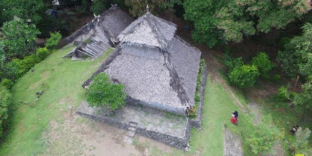 Berusia 300 Tahun Masjid kuno Bayan Tetap Kokoh Meski Di Goncang Gempa Hebat