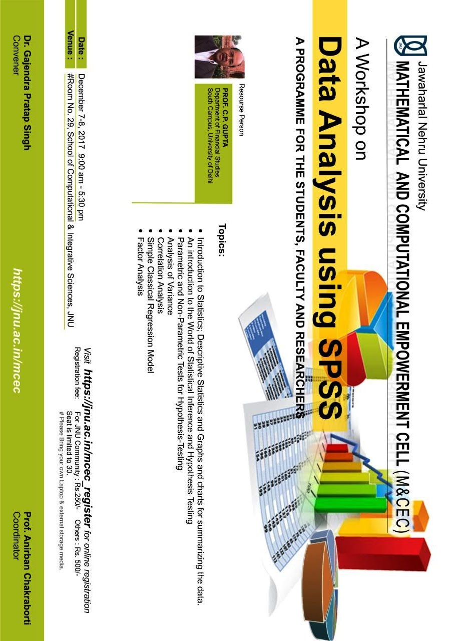 Social Media Research @Jawaharlal Nehru University: JNU