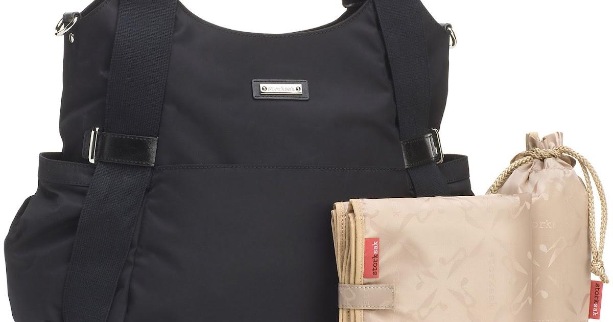 dbfad9274c4b 2 Littlefaces  Storksak Tania Bee Baby Change Bag Review