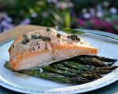 May - Roasted Salmon & Asparagus
