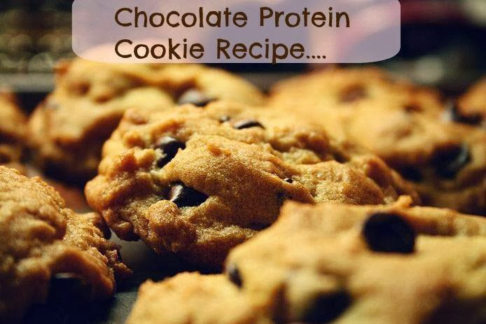 Chocolate Protein Cookie Recipe: After Workout Treats