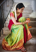 Rakul Preet Singh Traditional Photo Shoot  Stills TollywoodBlog