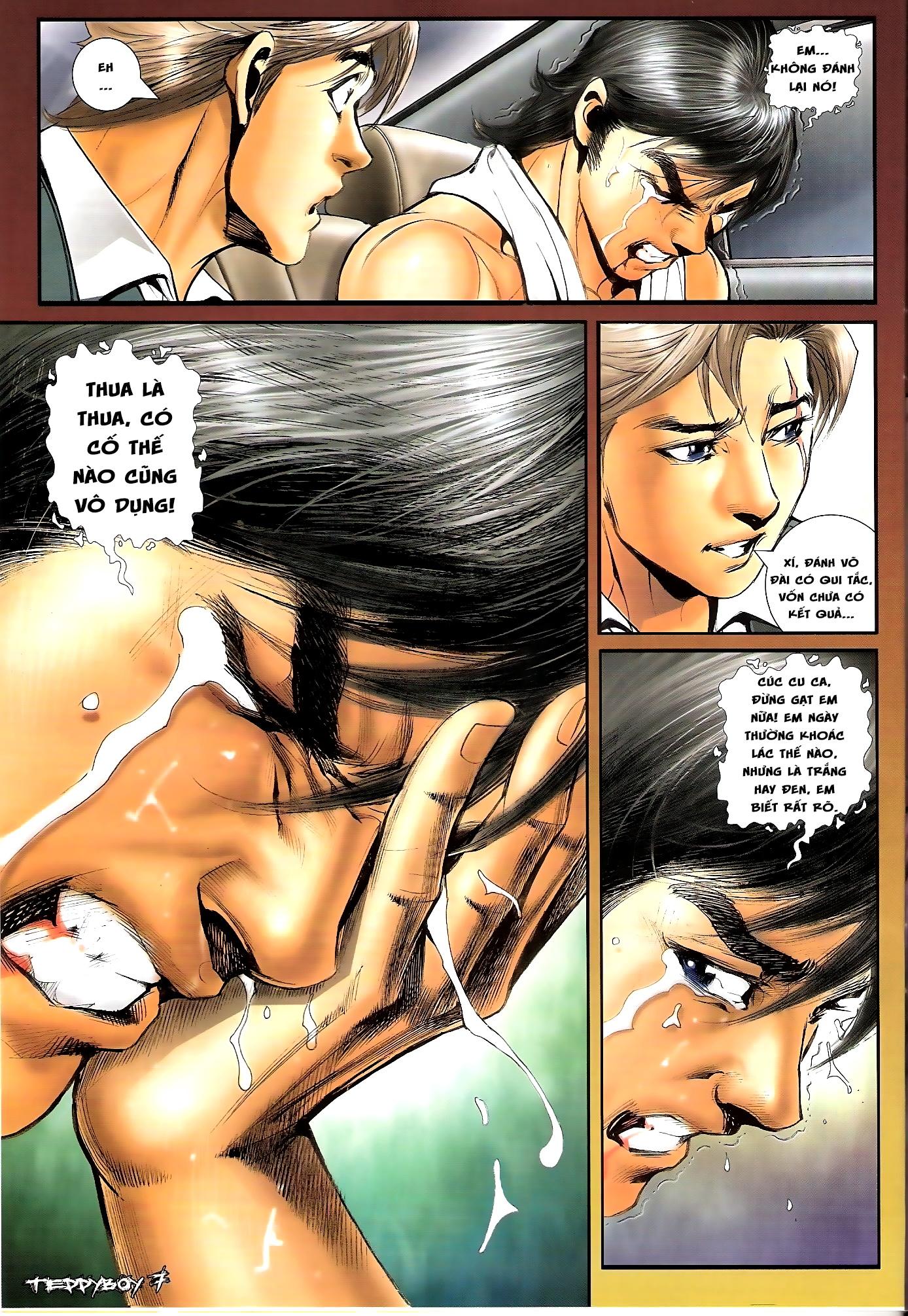Người Trong Giang Hồ - Chapter 1310: Đừng gạt em nữa - Pic 6