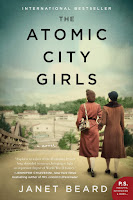 Atomic City Girls by Janet Beard book cover and review