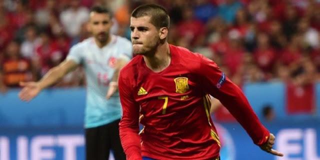 Real Madrid Resmi Boyong Kembali Alvaro Morata
