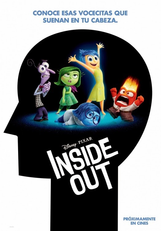 Inside Out (2015) | Animation comedy