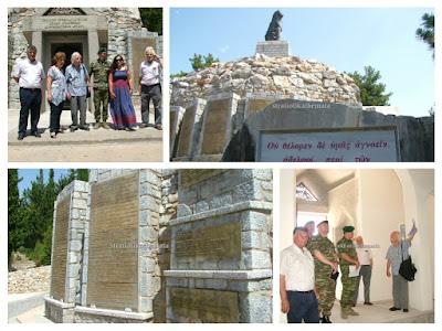 Πούλησε τα πάντα για να φτιάξει το μνημείο με το λιοντάρι στην Τρίπολη