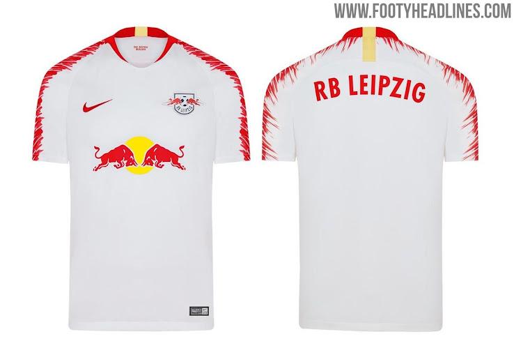 Maglia Home RB Leipzig 2018