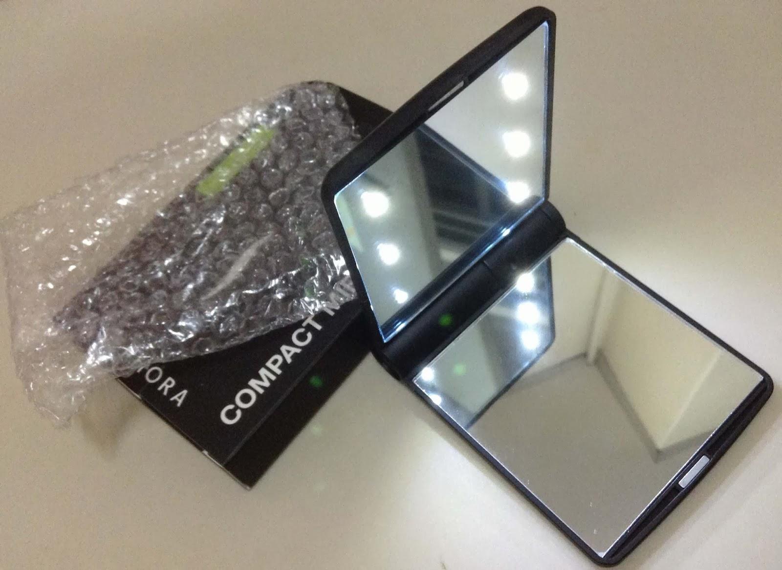 Winnee S Blog Sephora Lighted Compact Mirror