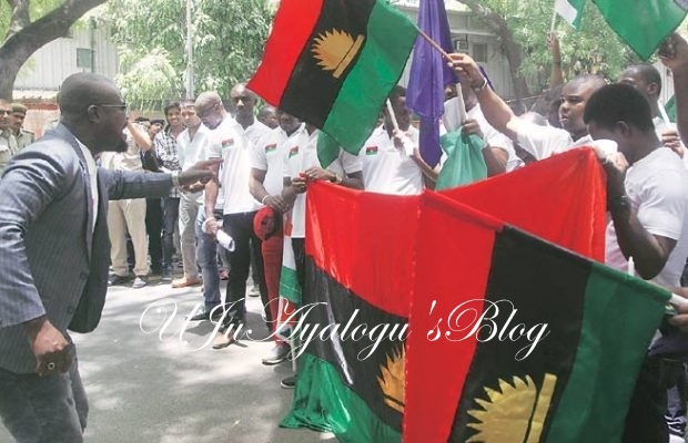 Biafra not the solution, Igbos can't exist on their own – Ohanaeze chieftain, Okeke