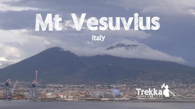 Vesuvius in Italy