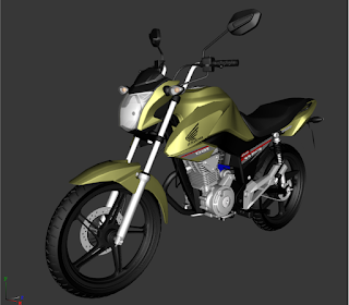 V1 - [MOTOS] Fan 160 MTA