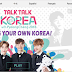 [OFFICIAL] 170501 Talktalkkorea Official Website Update with EXO-CBX