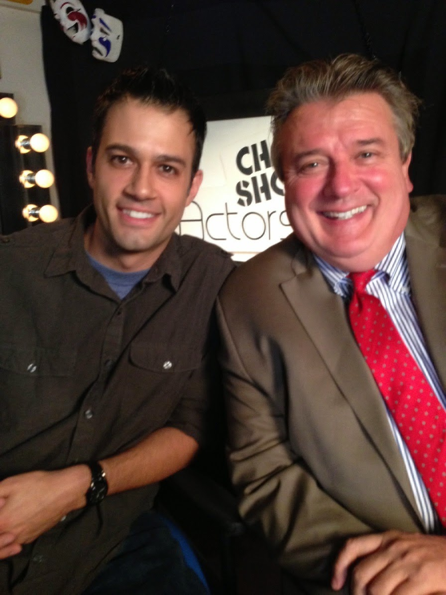 94187080 Actor, writer, and producer, Macklen Makhloghi joined Kurt Kelly on ActorsE  to discuss his career in the entertainment industry and the road to stardom.