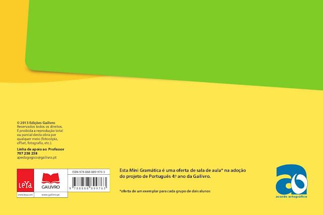 Gramática da Língua Portuguesa pdf