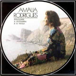 Amália Rodrigues - Folclore à Guitarra e à Viola [1972]