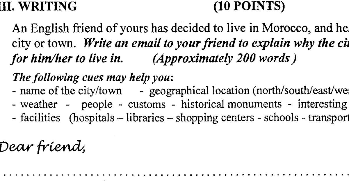 Writes essay for you