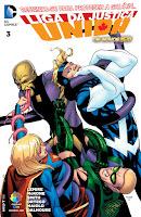 Os Novos 52! Liga da Justiça Unida #3