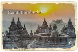 Candi Borobudur , Keajaiban dunia yang masih mempesona