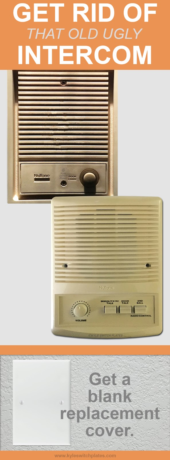 Shop All Doorbell And Intercom Cover Plates Here.