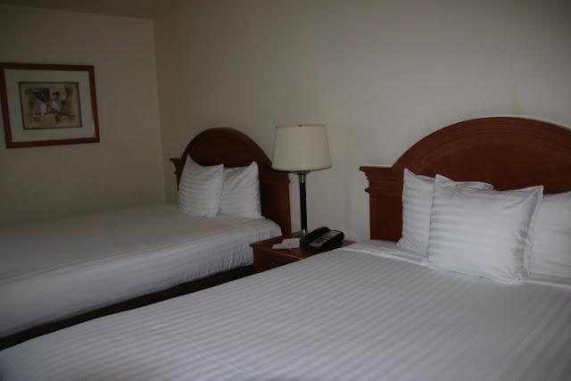 Camera con due letti queen Stratosphere Hotel Las Vegas