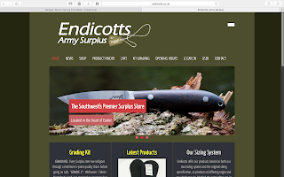 Endicotts army surplus+surplus equipment+expedition equipment