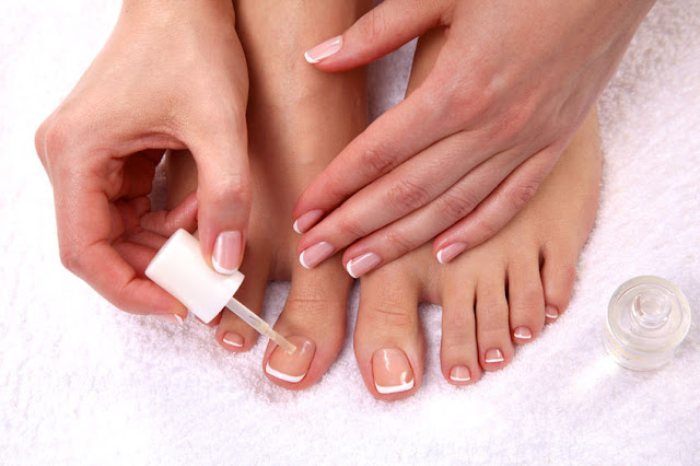 Get your toes summer ready by barbies beauty bits