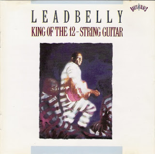 Leadbelly, King of the 12-String Guitar