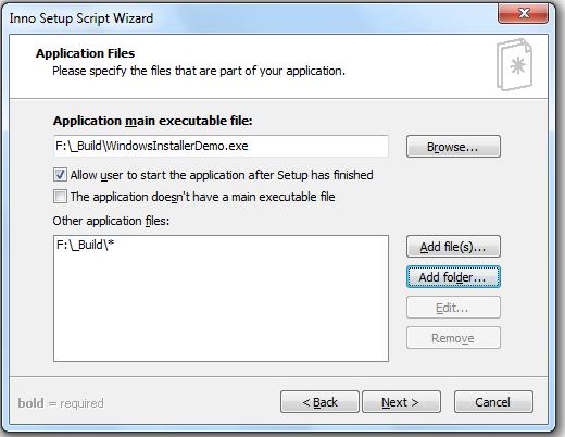 Game Developer Docket: Create Windows Installer for Unity3d