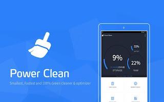 تطبيق power clean لتنظيف الاندرويد اخر اصدار 2017