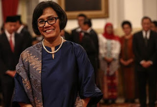 Biografi dan Profil Sri Mulyani - Tokoh Wanita dan Pakar Ekonomi Indonesia