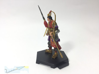 mô hình nhân vật Tam Quốc Chí 5