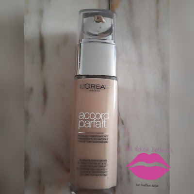 Base de maquillaje Accord Parfait Loreal