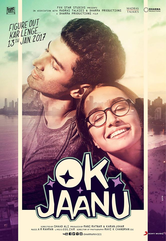 Hindi Movie Ok Jaanu Full Movie HD 2017