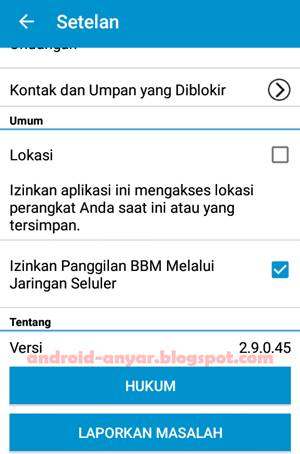Free Download Official BBM Android v.2.9.0.45.APK Full Offline Installer