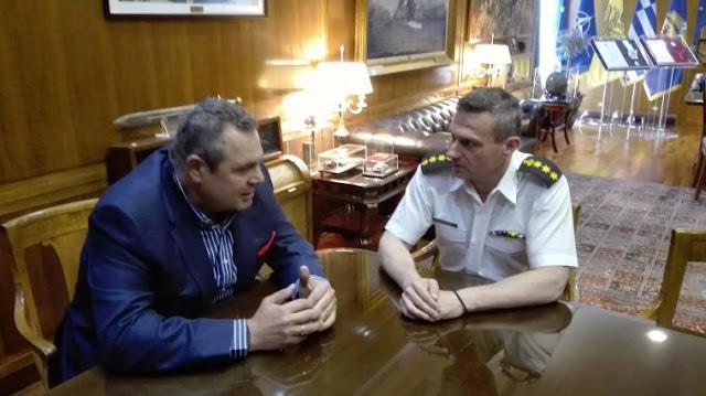 Στρατιωτικός συνδικαλισμός: Πρόταση Καμμένου για λύση - Απορρίπτει ο Τσουκαράκης