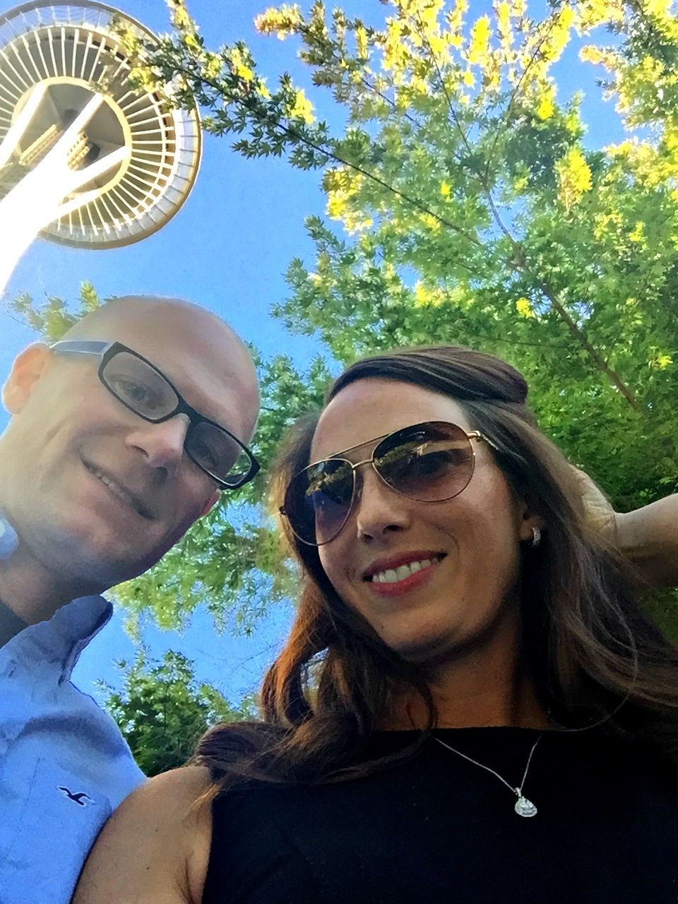 date night, girls night out, space needle, no kids, dates, seattle, downtown