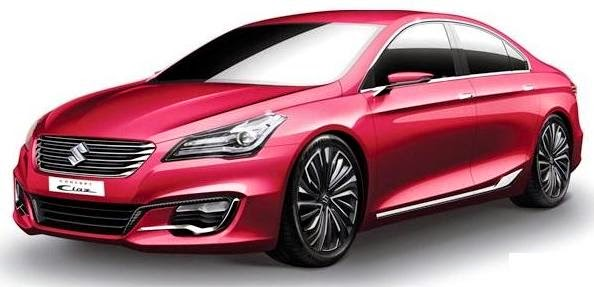 Maruti Ciaz car Features