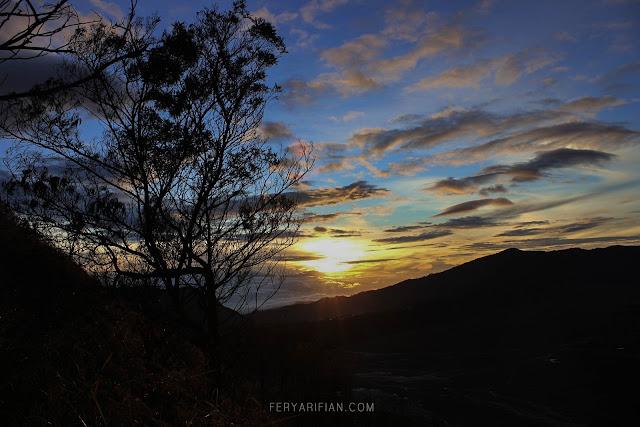 Sunrise Bukit Cinta Pananjakan Bromo