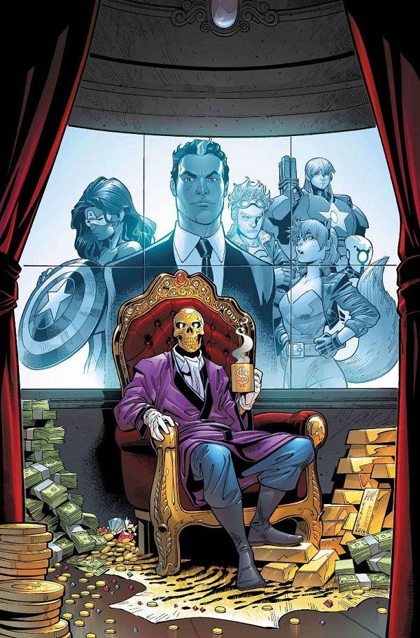 Обкладинка U.S.Avengers 02