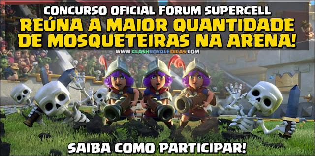 Concurso oficial do Fórum Supercell do mês de Outubro