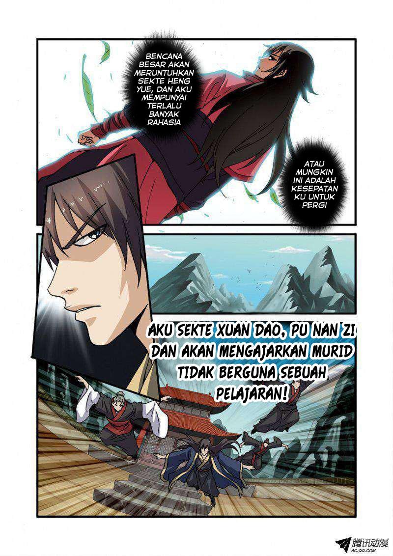 Dilarang COPAS - situs resmi www.mangacanblog.com - Komik xian ni 029 - chapter 29 30 Indonesia xian ni 029 - chapter 29 Terbaru 5|Baca Manga Komik Indonesia|Mangacan