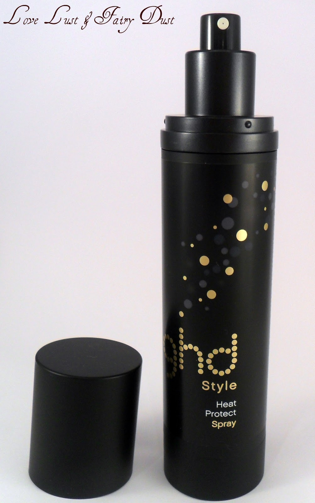GHD Heat Protect Spray review