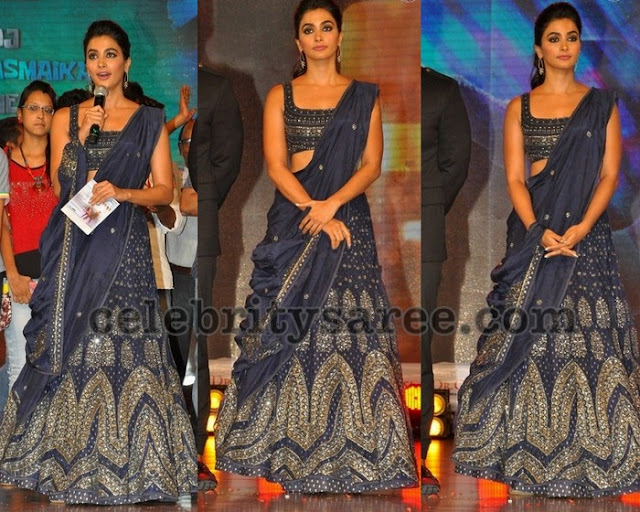 Pooja Hegde at Duvvada Jagannadam Audio Launch