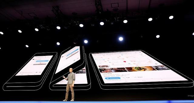 Samsung Galaxy X, pantalla flexible-TuParadaDigital