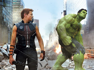 Hawkeye & The Hulk, Avengers Assemble