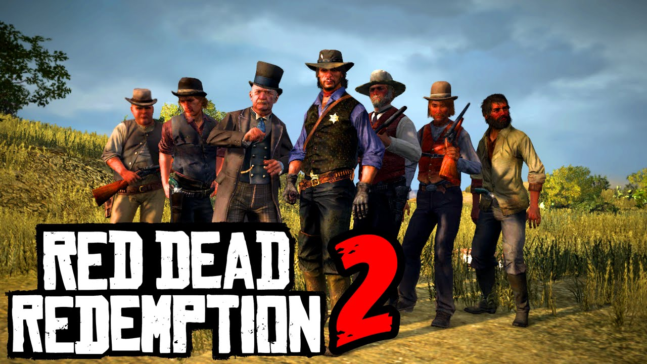 Red Dead Redemption 2 PC game download - All Games