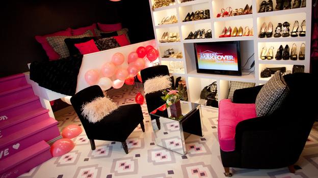 El dormitorio so ado de una chica for Extreme makeover home edition bedroom ideas