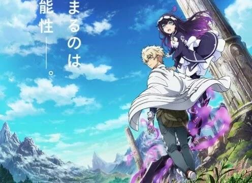 Light Novel Infinite Dendrogram Segera Dapatkan Adaptasi Anime